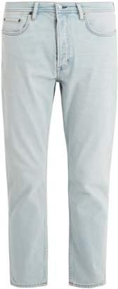 Acne Studios River mid-rise slim-leg jeans