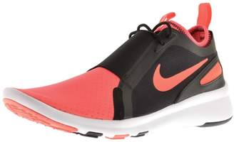 Nike Current Slip On Trainers Red
