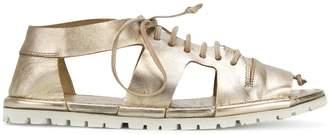Marsèll cut out lace-up sandals