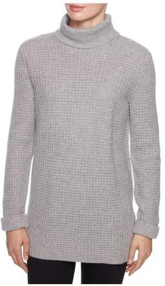 Magaschoni Waffle Knit Pullover