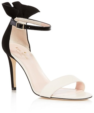 kate spade new york Iris Ankle Strap High Heel Sandals $328 thestylecure.com