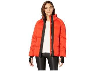 Steve Madden Waist Length Puffer Women's Coat