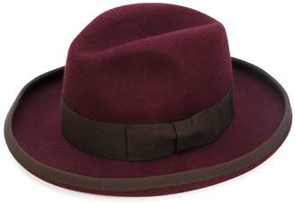 Stella McCartney classic trilby hat