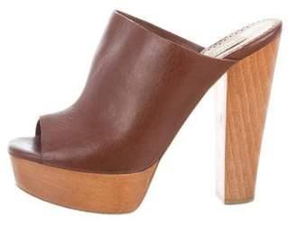 Stella McCartney Vegan Leather Mules
