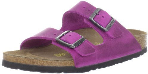 Birkenstock Women's Arizona Fashion Leather Sandal