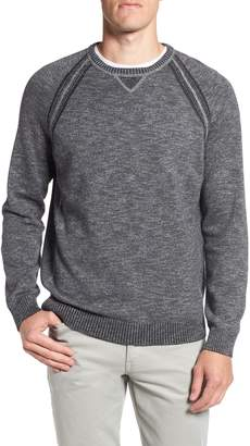 Tommy Bahama Sun Up Sun Down Flip Crewneck Sweater