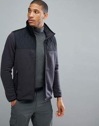 Jack Wolfskin Mackenzie Softshell Jacket in Black