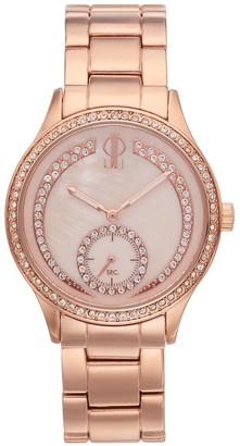 JLO by Jennifer Lopez Women's Crystal Watch