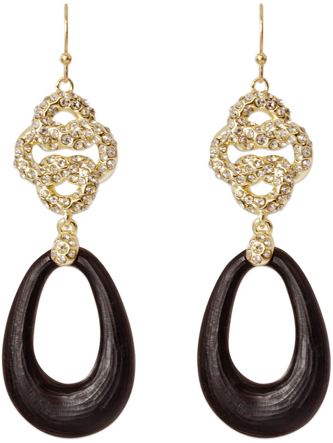 Alexis Bittar Infinity Lucite Drops