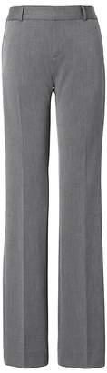 Banana Republic Petite Logan Trouser-Fit Heathered Pant