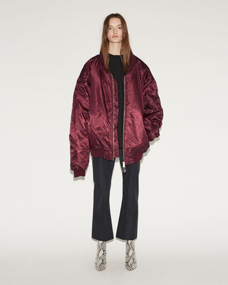Vetements Reworked Bomber $1,985 thestylecure.com