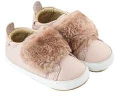Old Soles Baby & Kid's Bambini Pet Faux Fur Sneakers