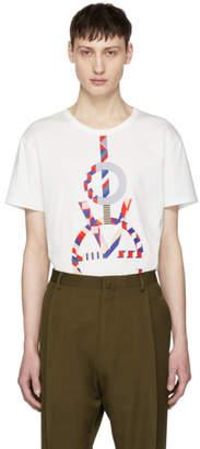 Ports 1961 White Multi Love T-Shirt