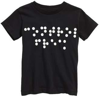 Nununu Braille Dot T-Shirt (Baby)