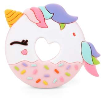 Loulou LOLLIPOP Unicorn Donut Teething Toy