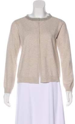 Fabiana Filippi Wool & Silk-Blend Cardigan