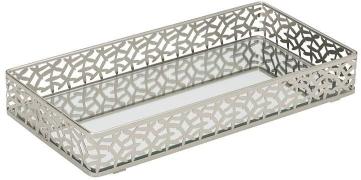 Home Details Leaf Mirror Vanity Tray