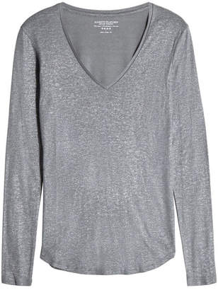 Majestic Top with Cotton, Cashmere and Silk