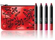 NARS Women's Riot Velvet Matte Lip Pencil Set - Red