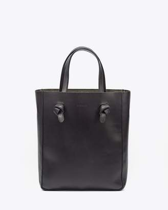 Nisolo Simone Crossbody Shopper Black