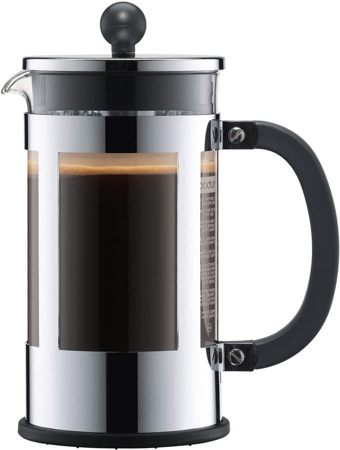 Kenya Kaffeebereiter 1 l, Edelstahl
