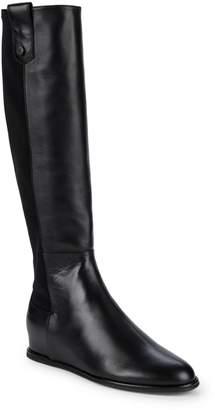 Stuart Weitzman Rambling Stretch Tall Flat Boots