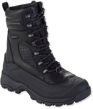 L.L. Bean L.L.Bean Men's Waterproof Insulated Wildcat Pro Boots, Lace-Up