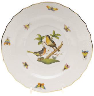 Herend Rothschild Bird Salad Plate 8