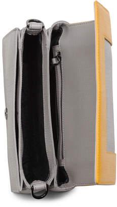 Park Slope Saffiano Leather Shoulder Bag