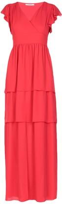 Biancoghiaccio Long dresses