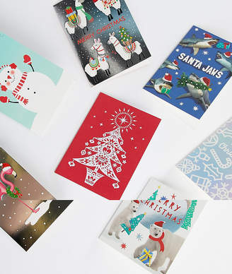 Paperchase 24pk Holidays cards