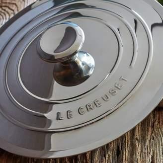 Le Creuset Stainless Steel Saute Pan, 3 qt.