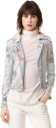 Blank Denim Sitting Pretty Jacket $148 thestylecure.com