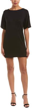 BCBGeneration Seamed T-Shirt Dress