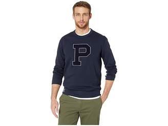 Polo Ralph Lauren CP-93 Double Knit Tech Long Sleeve Sweater