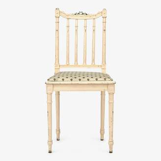ABC Home Antique Painted Dining Chair