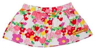 Agatha Ruiz De La Prada Floral Print Mini Skirt w/ Tags