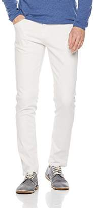 Co Quality Durables Men's Stretch Cotton Skinny-Fit Jean
