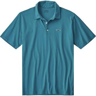 Patagonia Trout Fitz Roy Polo Shirt - Men's