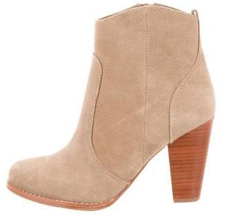 Joie Suede Ankle Boots w/ Tags