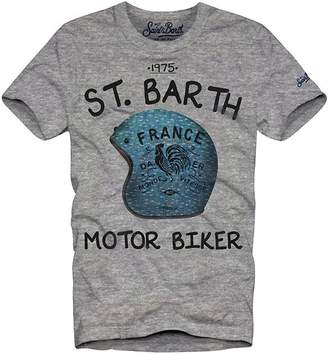 MC2 Saint Barth Tshirt Man Moto15