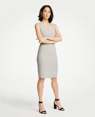 Ann Taylor Farrow Stripe Sheath Dress