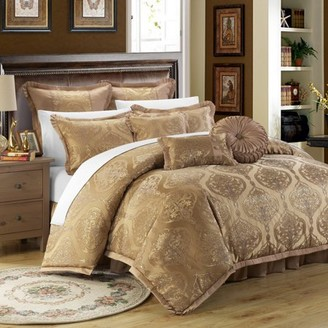 Chic Home 13-Piece Giovani Comforter Set and Pillows Ensemble