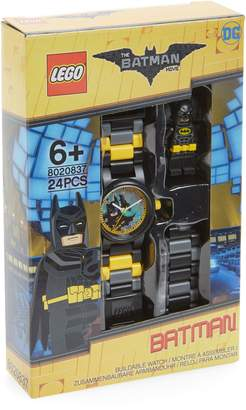 Lego Batman Movie Batman(TM) Minifigure Link Watch