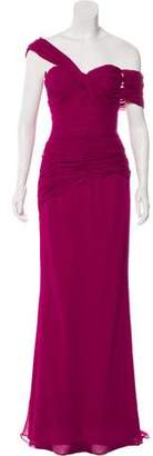 Jason Wu Sleeveless Evening Dress