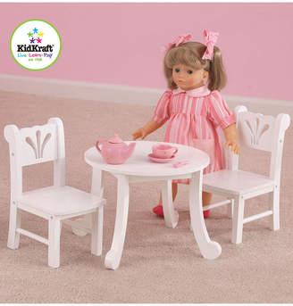 Kid Kraft Lil' Doll Table & Chair Set