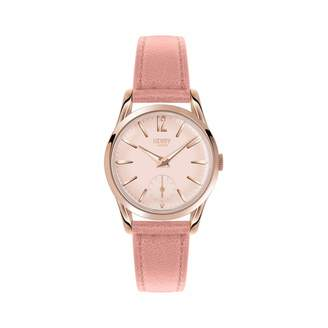 Henry London - Ladies 30mm Shoreditch Leather Watch