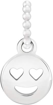 238589be8 Chamilia Sterling Silver Smiley Face Emoticon Charm