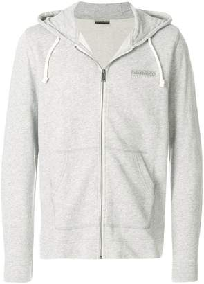 Napapijri zipped hoodie