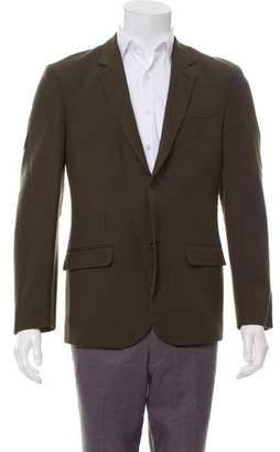 Marc Jacobs Wool Two-Button Blazer